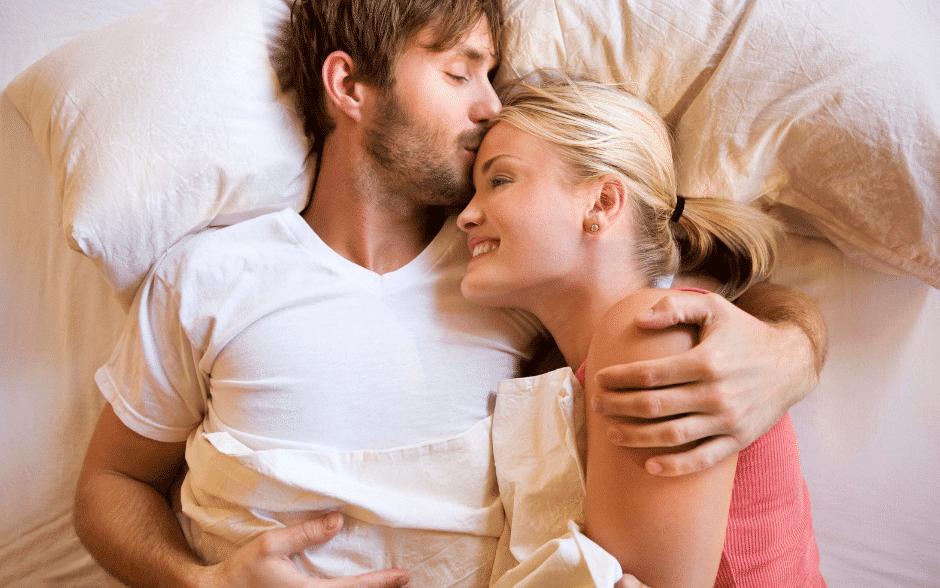 Orgasmus Tipps kuscheln